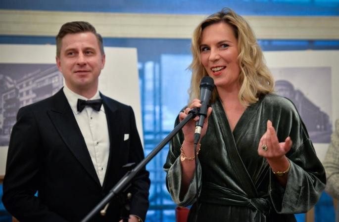 Kaunas. Art Deco 2017 Kuratoriai Dainius Lanauskas ir Laura Bohne (foto Indrė Bagdonė)