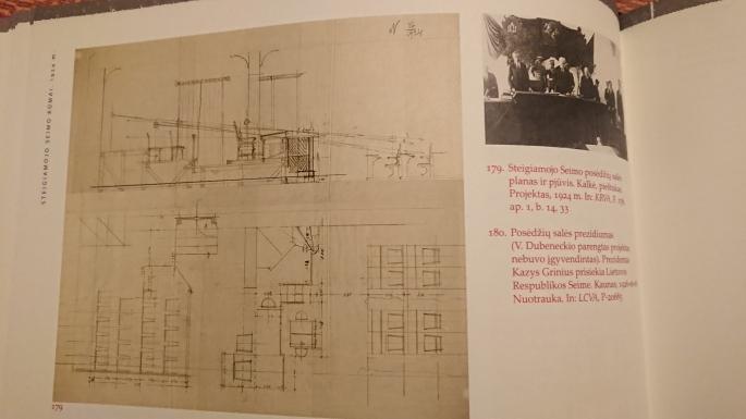 """Daugiau apie legendinio Kauno architekto indelį galima paskaityti naujoje dr. Linos Preišgelavičienės knygoje """"Tautinės modernybės architektas: Vladimiro Dubeneckio gyvenimas ir kūryba 1888 - 1932"""""""