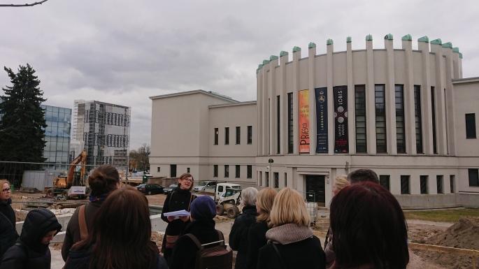 Kokia M.K. Čiurlionio galerijos atsiradimo Kaune istorija