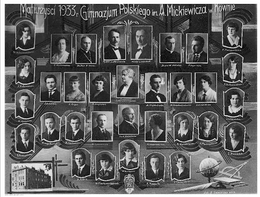 1933 matur